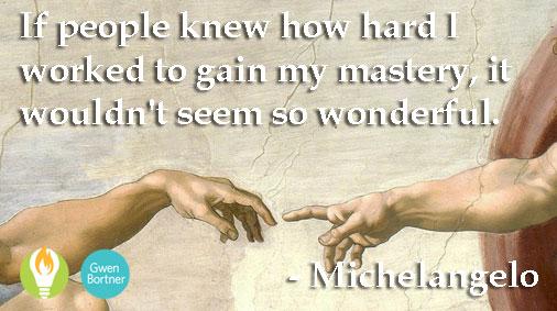 Mastery Takes Time
