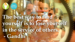 Serve Others to Find Your True Self
