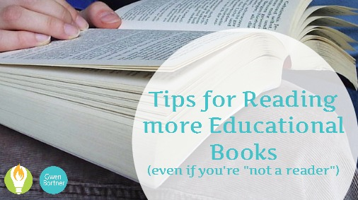 3 Tricks to Reading Educational Books, Even If You Are Not a Reader