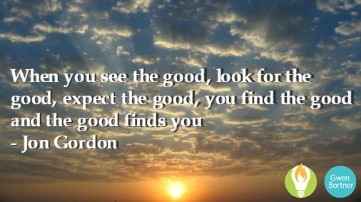 Seek the Good
