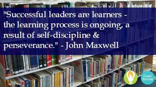 Leaders are Learners