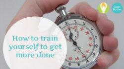 Using a Timer to Get More Done